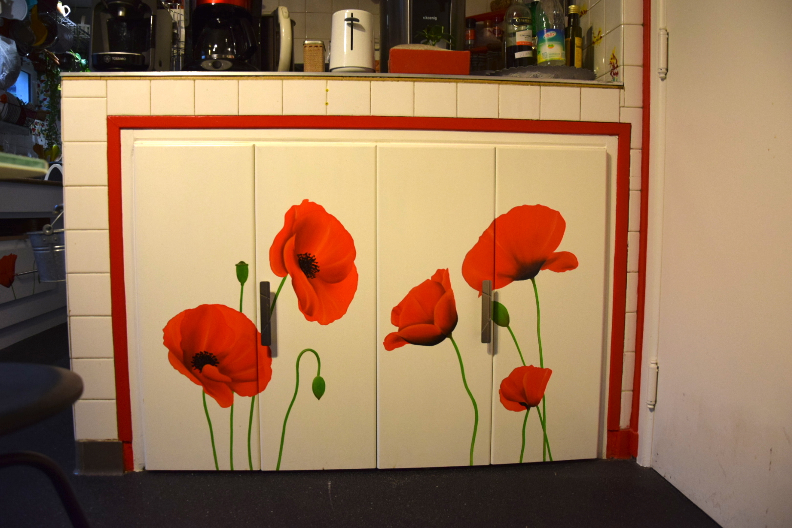 renovation cuisine boucher 04