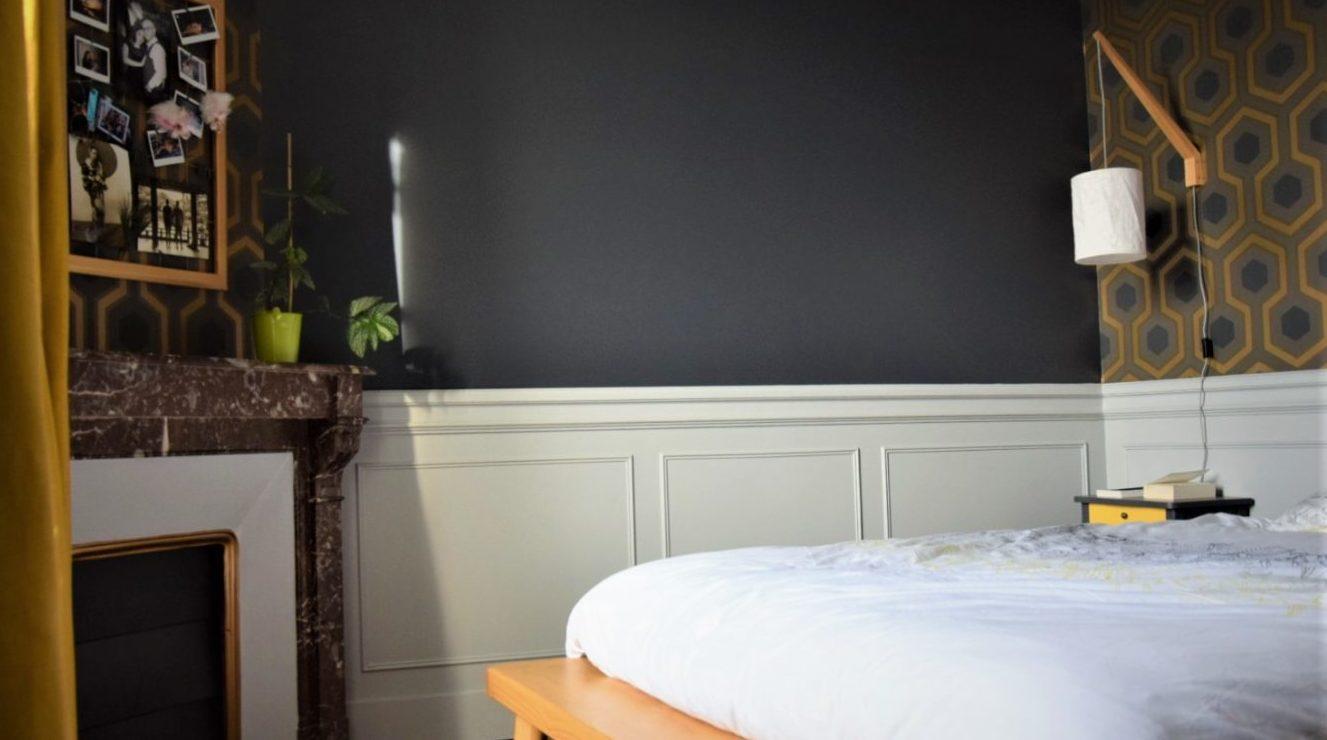 renovation complete chambre